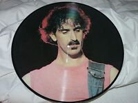 👀 FRANK ZAPPA; LIVE NYC 1981 LP HALLOWEEN VERY RARE PIC DISC 300 ONLY LOOK 👀