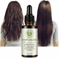 Moisturizing Hair Care Essential Oil 100% Natural-Care Treatment Hair Salon 30ml