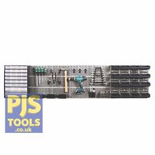 Raaco 139830 Professional Workshop Starter Kit 42 Piece RAA139830 bins & panels