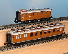 Hobbytrain 22101, Traccia N, CIWL Set 2 pezzi, Ostenda-Vienna-Express, epoca 1