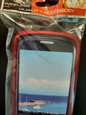 For Samsung Galaxy Axiom R830 Case Phone Cover Red