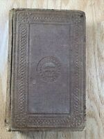 The Autocrat Of The Breakfast-Table by Oliver Wendell Holmes, 1st Edition, 1859