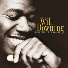 Will Downing - Greatest Love Songs [New CD]