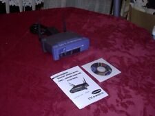 Linksys Access Point+Cable DSL Router with 4-Port Switch