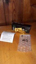 CHIAVETTA DI MEMORIA USB MEMORY ORIGINALE MICROSOFT COLORE ORO 4GB NEW- GADGET