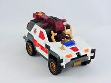 Red Alert figure TRANSFORMERS Armada 2002 Max-Cons Longarm Hasbro Rescue SUV toy