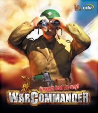 WarCommander        PC cd rom   Brand new and sealed