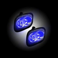 RECON 264243BL 15-17 Ford F150 & 17-18 Raptor Blue Mirror Light LED Kit