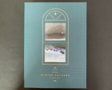BTS-WINTER PACKAGE DVD+BOOK+STAND+PHOTO SET+BOOK MARK