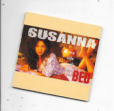 "SUSANNA HOFFS - My side of the bed 3"" Inch CD SINGLE 2TR Europe 1990 (CBS)"