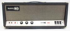 Vintage Sunn 200S All Tube Guitar Bass Amp Amplifier Head