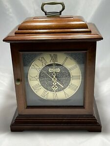 Bulova Mantel Clock Does Not Work Sold For Parts Only