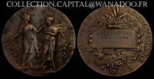 Associations Agricoles. Bronze.