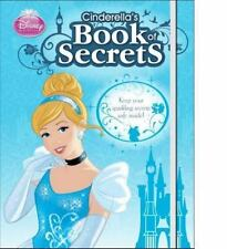 Disney All about Me Ser.: Cinderellas Book of Secrets (2014, Hardcover)
