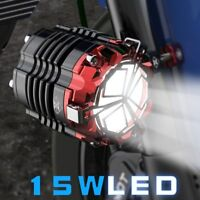 SPIRIT BEAST LED Spotlight Motorcycle Lights Highlight fog light for ATV SCOOTER