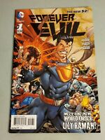 The New 52 Forever Evil #1 Ultraman Variant Cover E DC Comics David Finch NM