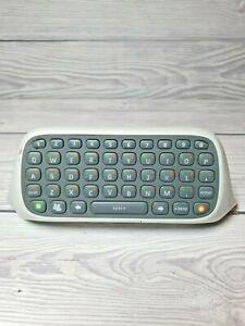 XBOX 360 Chatpad - Keyboard - Keypad - Official Microsoft