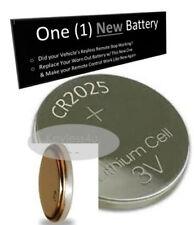 1: CR2025 Battery Cr 2025 Keyless remote entry Compustar clicker control keyfob