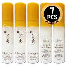 Sulwhasoo Essential Rejuvenating Eye Cream EX 3.5ml x 7pcs (24.5ml) Probe AMORE