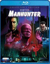 MANHUNTER (1986 Collector's Edition) (Brian Cox)  - Region A  BLU RAY