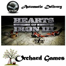 Hearts of Iron III 3: PC MAC  : (Steam/Digital) Auto Delivery