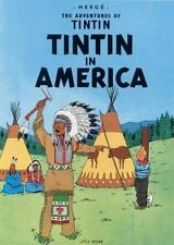 Tintin in America (Paperback or Softback)