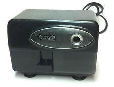 Panasonic Electric Pencil Sharpener with Auto-Stop Model KP-310 Matsushita Black
