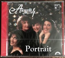 Anonymous 4 Portrait German Import/French Notes CD New Medieval Compilation '97