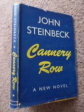 John Steinbeck CANNERY ROW heinemann 1945 hardback 1st first edition