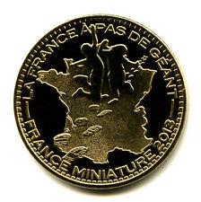 78 ELANCOURT France miniature, La France à pas de géants, 2013, Monnaie de Paris