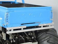 Aluminum Rear Bumper Protector Bar for Tamiya 1/10 Ford F-350 Hilux Pickup Truck