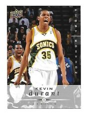 2008-09 Upper Deck First Edition Kevin Durant