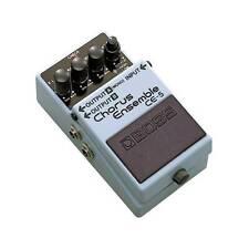 More details for boss ce-5 chorus ensemble compact guitar effects pedal