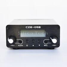 CZE-05B FM transmitter stereo pll radio broadcast 0.1/0.5W