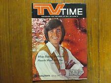 May 30-1971 Philadelphia Bulletin TV Time Mag(BOBBY SHERMAN/HERE COME THE BRIDES