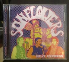 Sunflowers Beat Express CD 2007 First Floor Records Come Nuovo Beat Italiano
