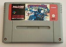 Sunset Riders Snes Super Nintendo PAL