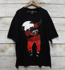 Take That Mens Size 3XL Black Dabbing Hipster Panda Bear T Shirt New
