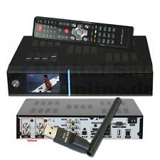 ► GIGABLUE HD quad plus Linux e2 sat HDTV Twin Receiver USB PVR WLAN OVP WiFi