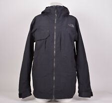 USED MENS THE NORTH FACE BESWALL TRICLIMATE JACKET $250 M Black Chest Pocket