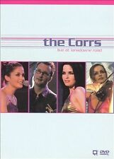 Live at Landsdowne Park by The Corrs (DVD, Feb-2001, WEA International (Sweden))