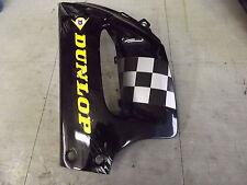 Peugeot Speedfight 2 Dunlop Seiten Verkleidung Blinkerverkleidung Links