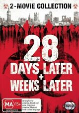 28 Days Later / 28 Weeks Later -  LIKE NEW Danny Boyle, Rose Byrne (DVD 2-Disc)