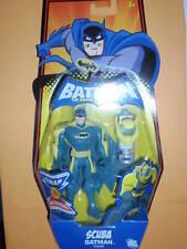 Batman The Brave and The Bold SCUBA BATMAN figure