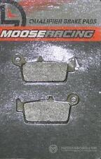MOOSE RACING REAR BRAKE PADS FOR THE 1993-2018 HONDA XR650R XR650L XR 650R 650L