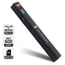 Handyscan scanner PORTATILE lcd 600dpi PREZZO SUPER!!!!
