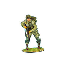 NOR006 US 101st Airborne Paratrooper Standing with M1 Garand by First Legion