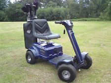 Eventer 4 Highlander single seat ride on golf Buggy by Patterson Products
