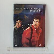 An American Werewolf in London (Dvd, 1997) Brand New!