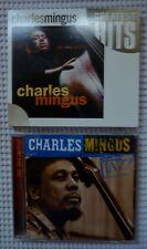 CHARLES MINGUS 2CD Ken Burns Jazz RHINO Very Best Of Mingus Slipcase Hard Bop EX